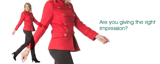 Are you giving the right impression?